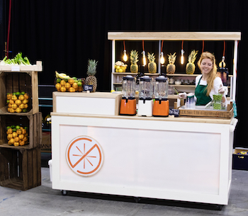 Stadsfruit Smoothiebar huren